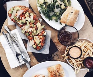 food, yummy, and drink image
