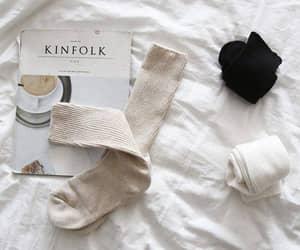 socks, kinfolk, and minimal image