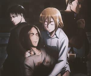 anime, anime girl, and Erwin image