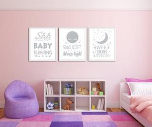 children, prints, and children art image