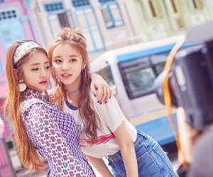 minnie, (g)i-dle, and idle image
