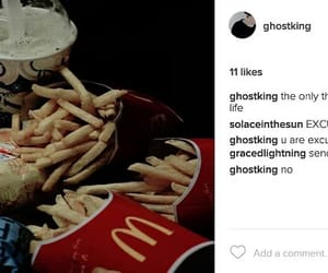 aesthetic, funny, and mcdonald image