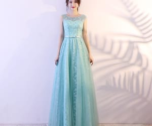 bow, formal dresses, and prom dresses image