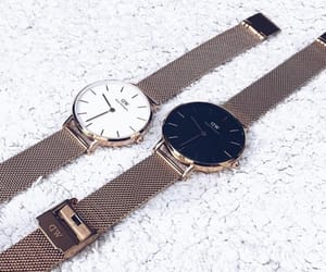 watch, accessoires, and dw image