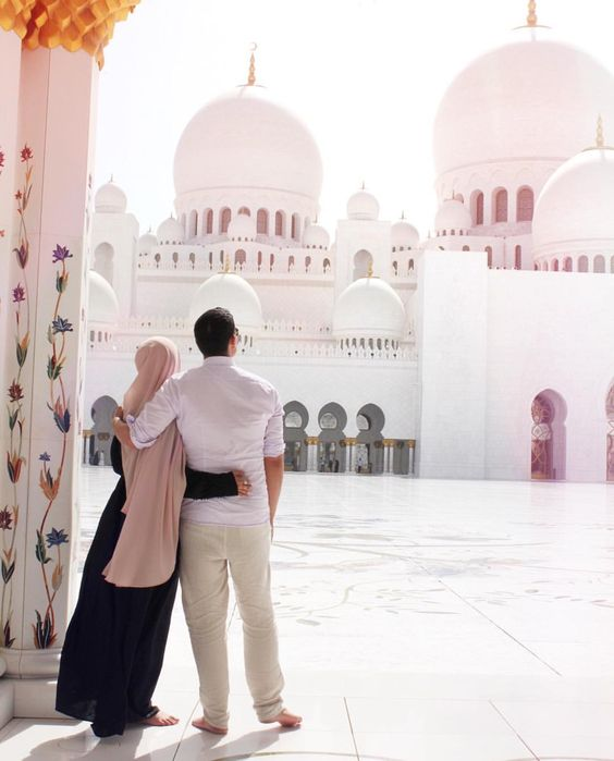 Image about cute in Muslim Couple 👫💑 by Muslim Girl