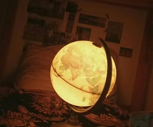 astrology, autumn, and bedroom image