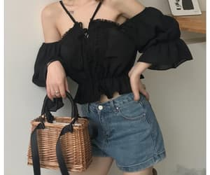 accessories, aesthetic, and asian girl image