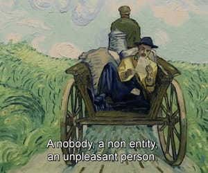 high, quotes, and van gogh image