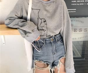 outfit, casual, and clothes image