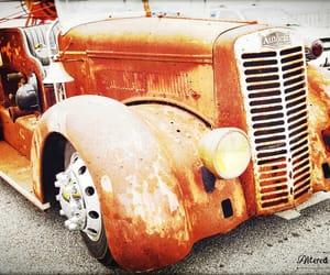 custom, rust, and unique image