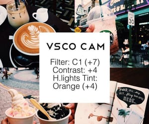 cam, theme, and vsco image
