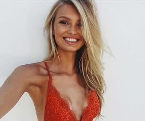 girls, models, and romee strijd image
