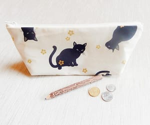etsy, birthday gift, and make up bag image