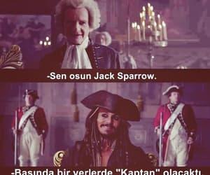captain jack sparrow, johnny depp, and jack sparrow image