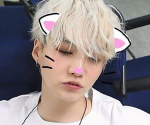 bts, cute, and yoongi image
