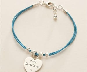 bracelet, gift, and jewelry image