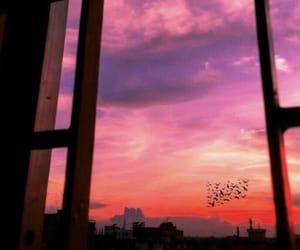 sky, purple, and view image