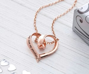 couple, jewelry, and gift image