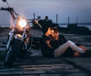 bike, boyfriend, and couple image