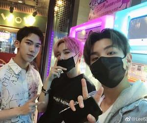nex7, justin huang, and quanzhe image