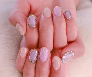 manicure, ideas, and nail image