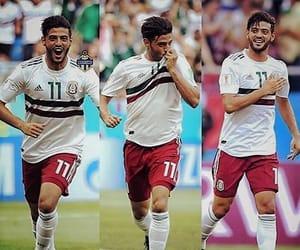 football, players, and carlos vela image