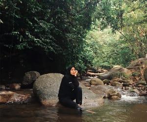 asian, minimal, and nature image