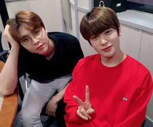 nct, johnny, and jaehyun image
