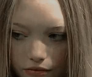 gif, girl, and model image