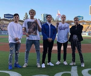 dodgers, l.a, and prettymuch image