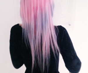 gorgeous, pink, and hair image