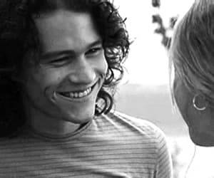 gif, kiss, and heath ledger image