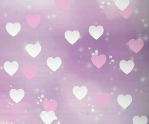 heart, pastel, and pink image