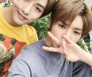 winwin, taeyong, and nct image