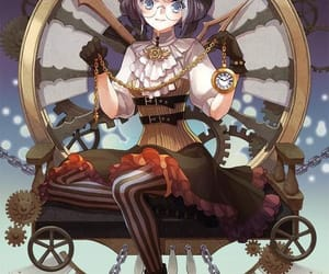 26 Images About Steampunk Anime On We Heart It See More About