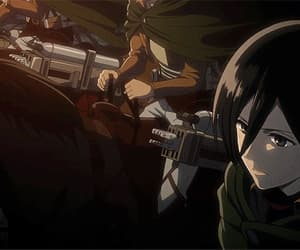 anime, freedom, and gif image
