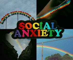 aesthetic, alien, and anxiety image