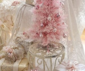 christmas, vintage, and decor image