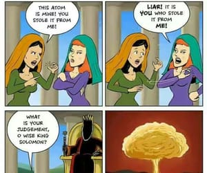 comic, explosion, and funny image