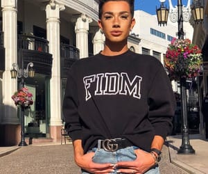 beautiful, college, and james charles image
