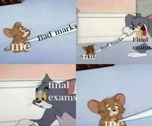 marks, meme, and stress image