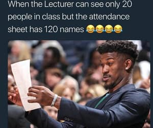 funny, meme, and students image