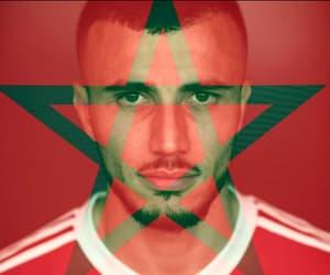football, marruecos, and fifa image