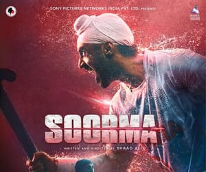 indian cinema and soorma image