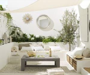 garden, ideas, and terrace image