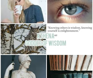 edit, goddess of wisdom, and aesthetic image
