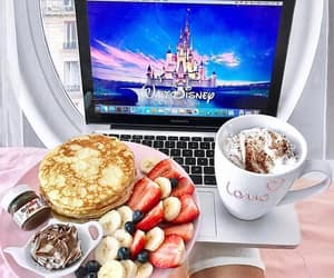 disney, food, and movie image