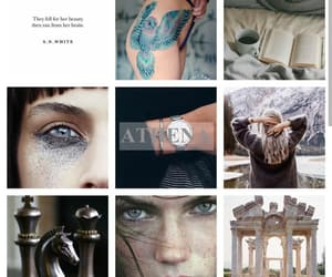 edit, goddess of wisdom, and aesthetic image