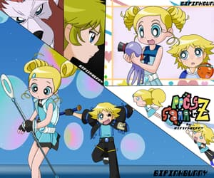 bubbles, boomer, and powerpuff girls z image