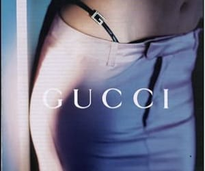 ads, gucci, and fashion image